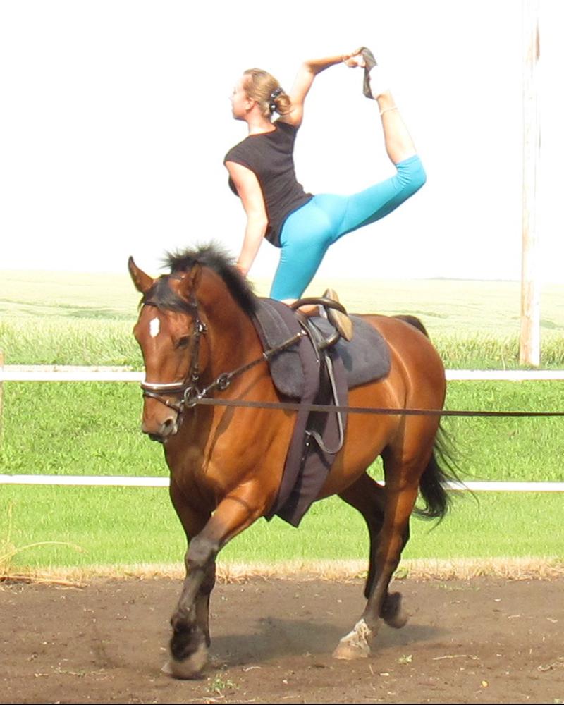 Riding Program 12
