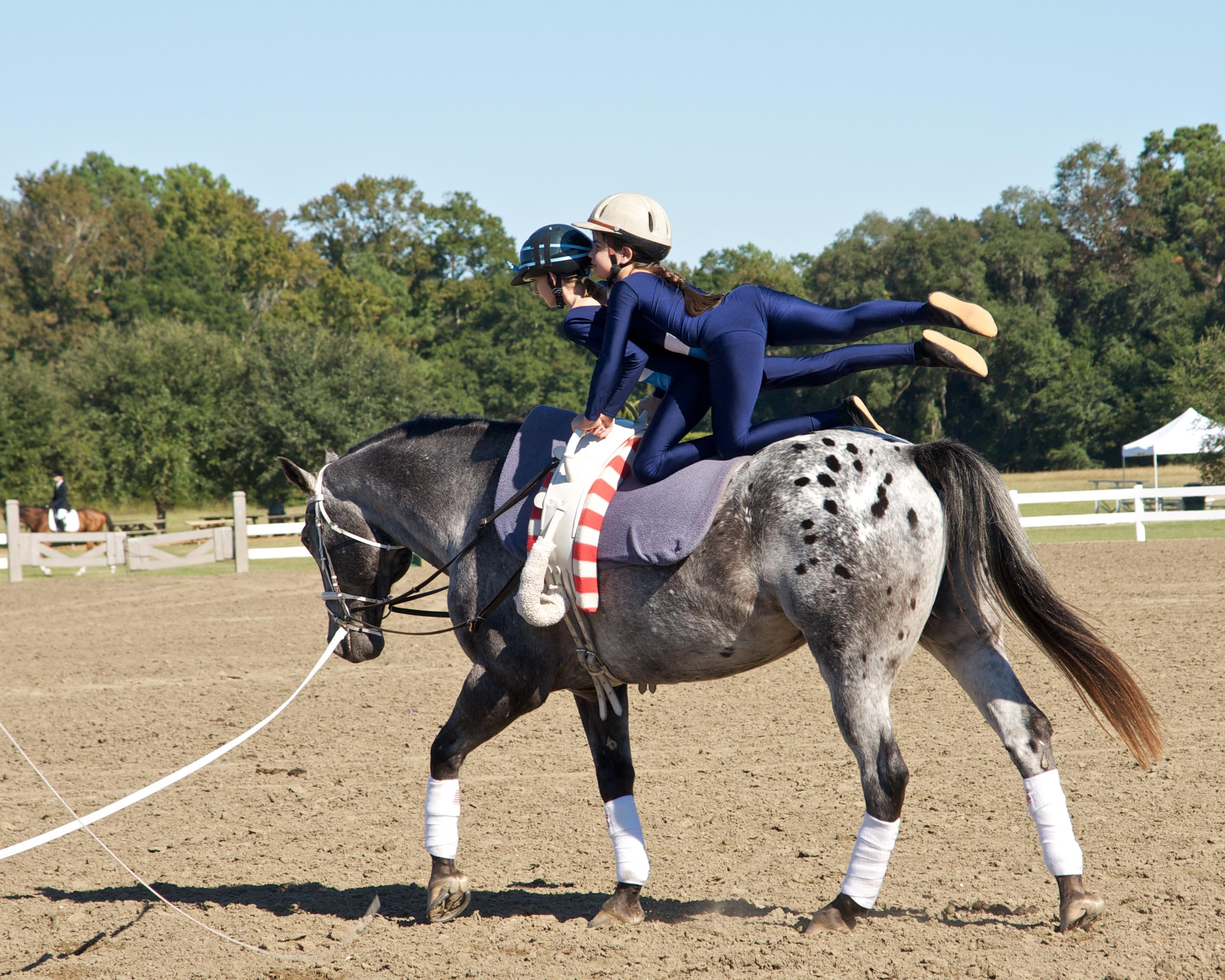 Riding Program 14
