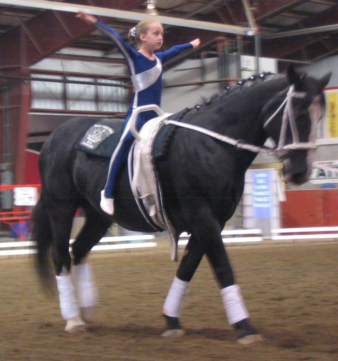 Riding Program 5