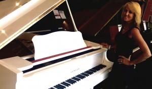 Music Instructor Pauline